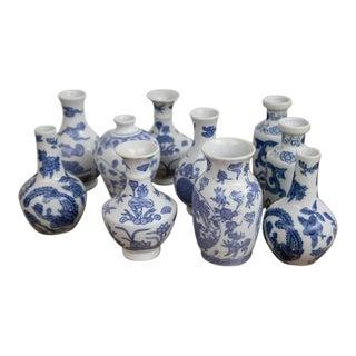 Liling Porcelain Vases - Set of 10