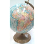 Image of Crams Earth Profile World Globe