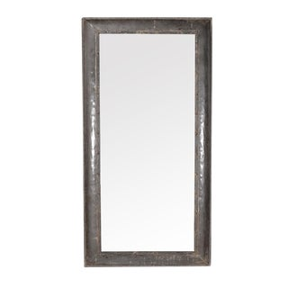 Industrial Iron Rivet Mirror Frame