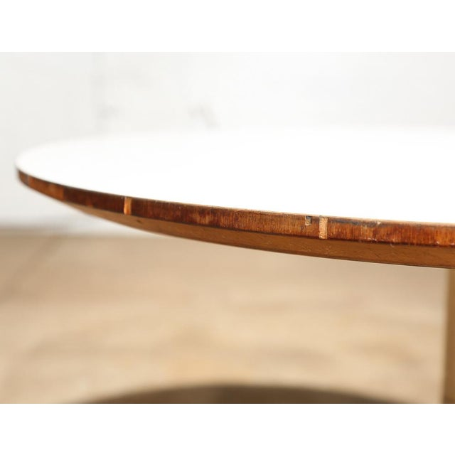 George Nelson Round Coffee Table - Image 4 of 8