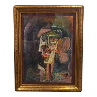Modern Portrait of a Woman Original Painting