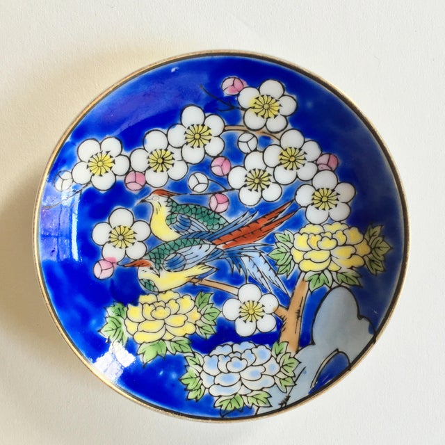 Antique Japanese Decorative Dish - Image 2 of 5