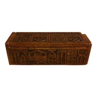 Ming Dynasty Royal Scribing Box