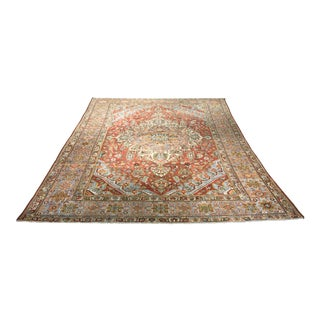 "Bellwether Rugs Antique Persian Bactiari Rug - 10'7""x14'4"""