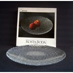 Image of Kosta Boda Cirrus Large Serving Platter Plate