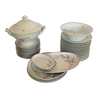 Limoges Porcelain Dinnerware - 36 Pieces