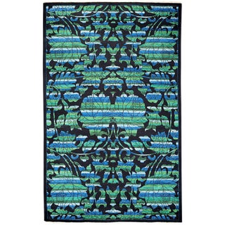 "Arts & Crafts, Hand Knotted Area Rug - 5' 2"" x 8' 6"""