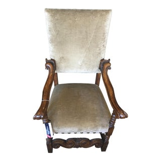 Spanish Armchair
