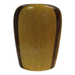 La Montana Wood Vase