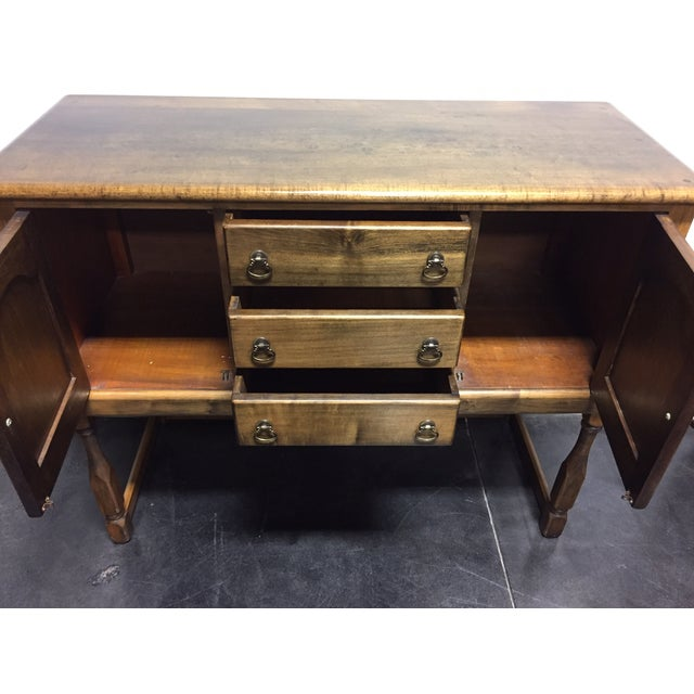 Image of Vintage Sideboard Buffet