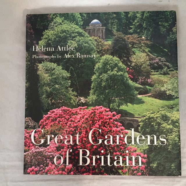 """""""Great Gardens of Britain"""" Book - Image 2 of 9"""