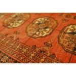 """Image of Vintage Turkoman Tekeh Rug - 4'1"""" X 6'9"""""""