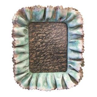 Fausto Melotti Ceramic Picture Frame