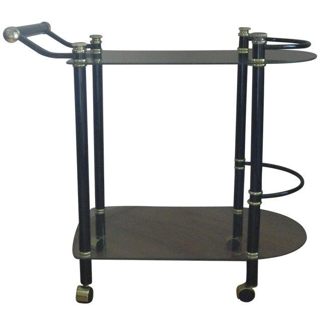 Art Deco Commodore Bar Cart Chairish