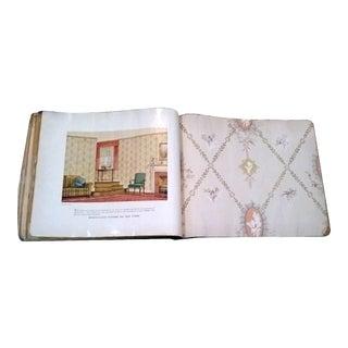 """1933 """"New York Wallpaper Co."""" Sample Catalog"""