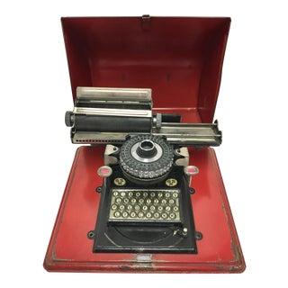 1920's Junior Typewriter