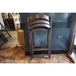 Image of Vintage Folding Chairs - Set of 4