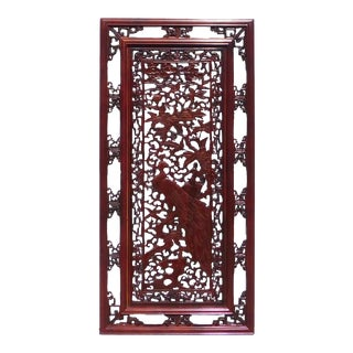 Chinese Decorative Wood Wall Panel