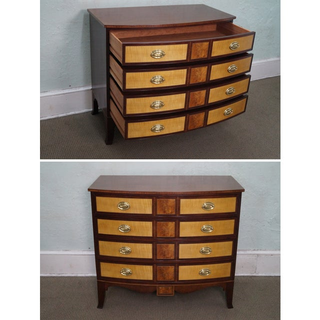 Stickley Colonial Williamsburg Mahogany Chest - Image 2 of 10