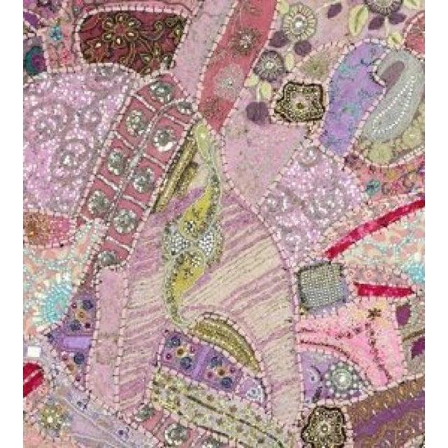 Gujar Multi-Purpose Vintage Purple Panel - Image 2 of 2