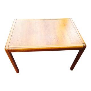 Vintage Mid Century Side Table