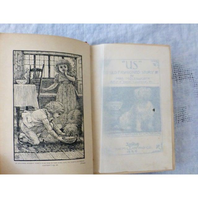 Antique 1886 'US' Book - Image 4 of 8