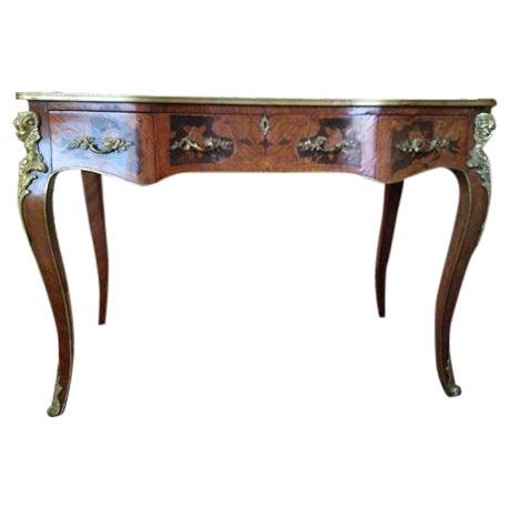 Napoleon III Style Writing Table - Image 1 of 8