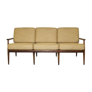 Mid Century Modern Danish Baumritter Sofa