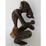 Image of Carved African Sculpture