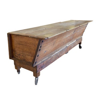 Early 20th Century American Dough Table
