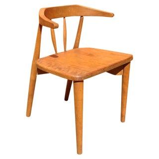 Hans Wegner Style Child's Wishbone Chair