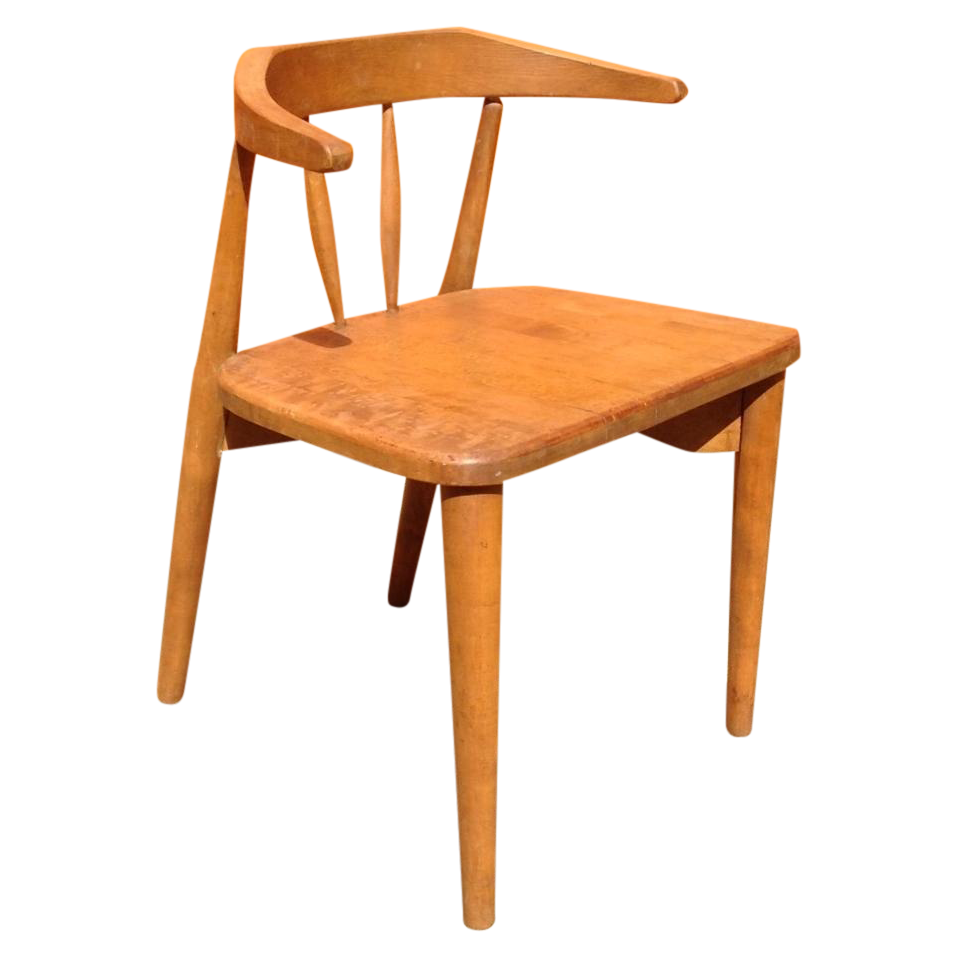 Hans Wegner Style Childu0027s Wishbone Chair