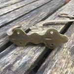 Image of Vintage Brass Elephant Hook