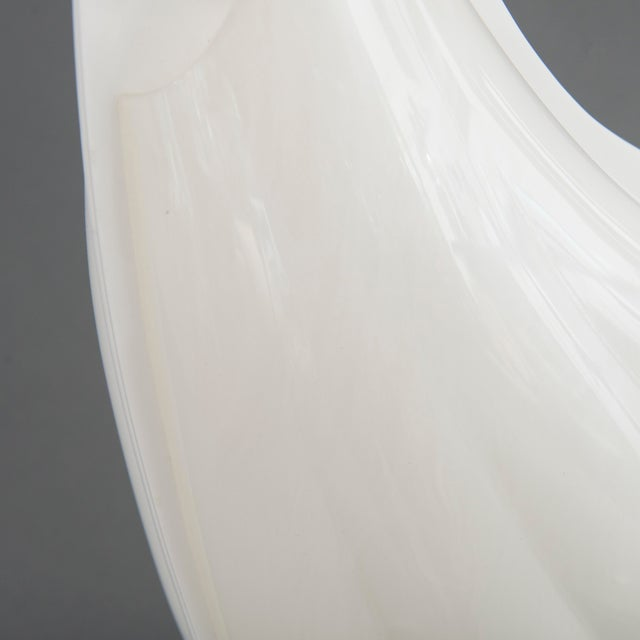 Image of Pair of Rougier Resin Shell Lamps
