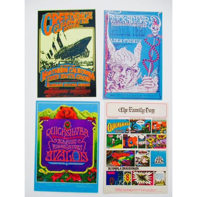 Original Vintage Concert Postcards - Set of 4 - Image 2 of 11