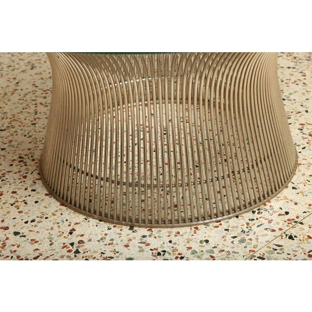 Image of Iconic Warren Platner Coffee Table for Knoll