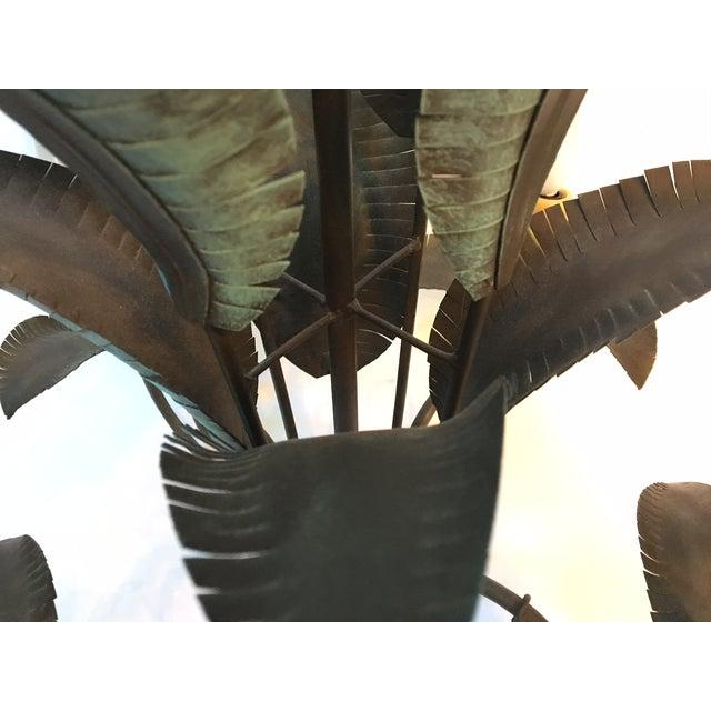 Arte De Mexico Palm Tree Chandelier - Image 5 of 7