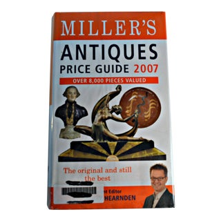 Miller Antiques Price Guide/2007