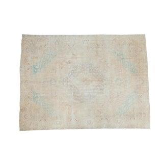 "Turkish Distressed Sivas Carpet - 9'3"" X 12'7"""