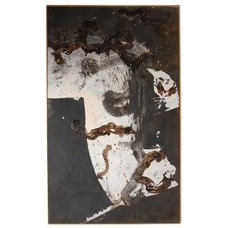 Original, Abstract Ed Moses Painting