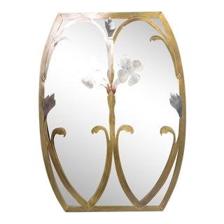 Mid-Century Modern Italian Mirror