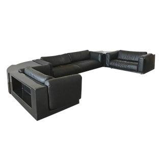 Cini Boeri For Gavina Knoll Gradual Sectional Sofa System - Set of 5