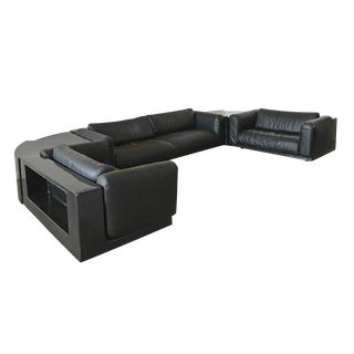 Cini Boeri For Gavina Knoll Gradual Sectional Sofa System - Set of 5