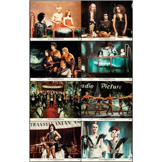 Rocky Horror Picture Show Lobby Card Set