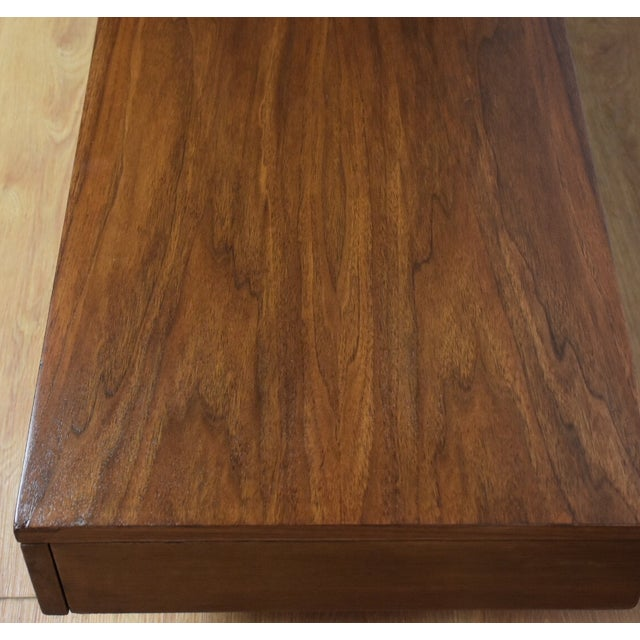 American of Martinsville Low Table Tv Console - Image 8 of 9