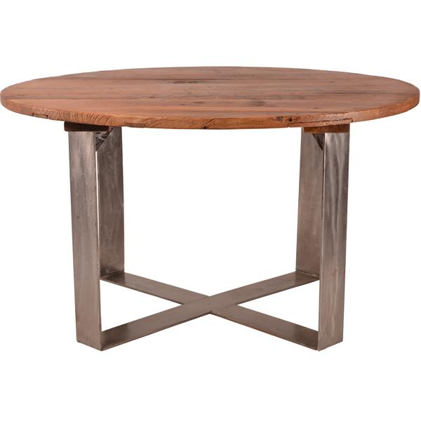 Reclaimed Elm Wood Dining Table Chairish