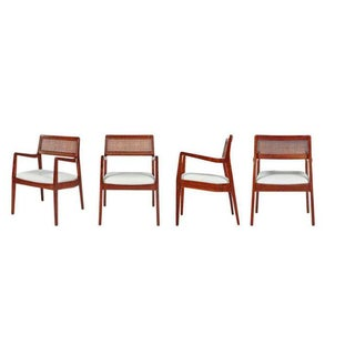 Jens Risom Dining Chairs - 4