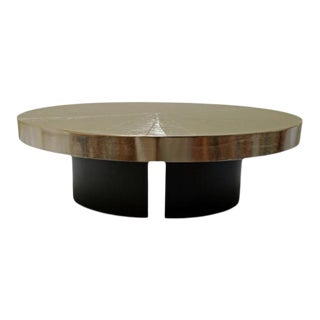 The Solaris Cocktail Side Table by Christian Heckscher