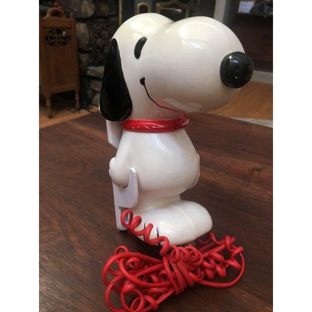 1958 Vintage Snoopy Phone - Image 6 of 10