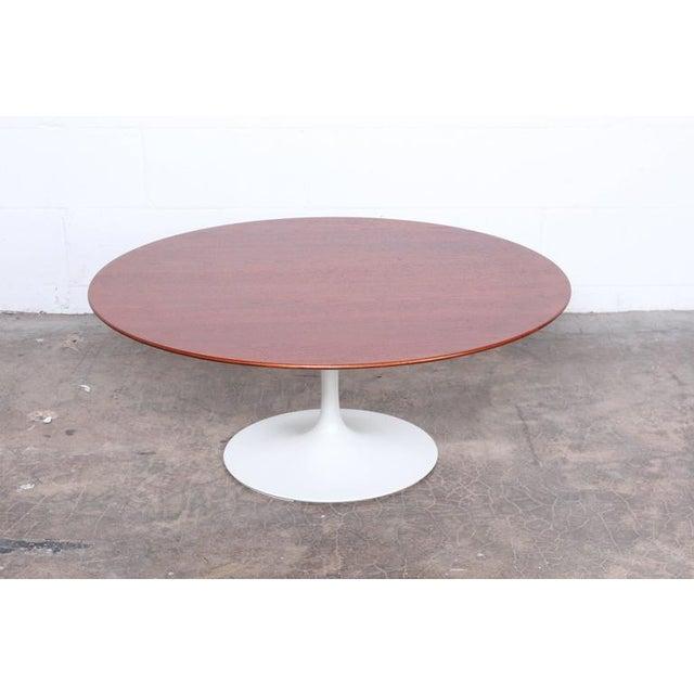 Teak Coffee Table by Eero Saarinen - Image 6 of 10